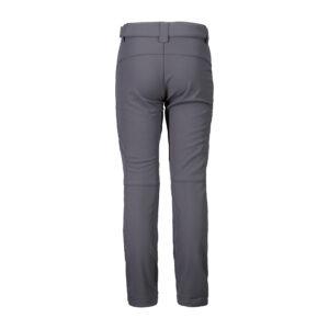 Pantaloni outdoor da bambino in softshell CMP DIETRO
