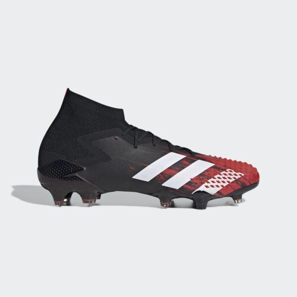 scarpa da calcio Predator 20 Mutator FG Tomaia in maglia Suola progettata per la massima trazione su terreni compatti