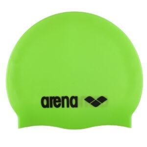 cuffia arena classic silicone verde