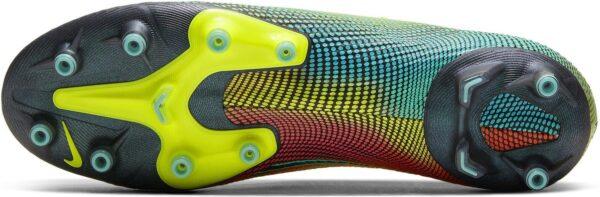 scarpa da calcio Nike Mercurial Vapor 13 Elite AG-PRO struttura in Flyknit finitura All Conditions Control (ACC)