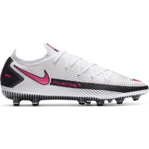 scarpa da calcio Nike Phantom GT Elite AG-Pro tecnologia All Conditions Control (ACC) costruzione Flyknit
