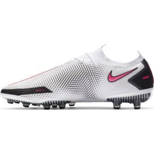 scarpa da calcio Nike Phantom GT Elite AG-Pro tecnologia All Conditions Control (ACC) costruzione Flyknit