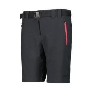 Pantaloni corti da trekking donna