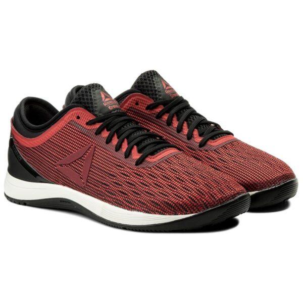 scarpe da crossfit da uomo Nano 8 di Reebok all'intersuola preformata e alla soletta interna in CMEVA materiale innovativo: Flexweave