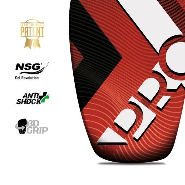 Parastinco SOX Pro Flex-G XPro rosso