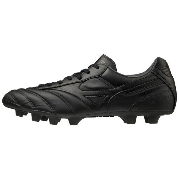 scarpe da calcio Morelia II ELITE in pelle di canguro di alta qualità soletta ammortizzante removibile Suola FG per terreni naturali compatti.