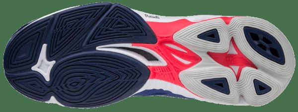 Scarpa da pallavolo da uomo alta alla caviglia Lightning Z6 Di Mizuno colore… massima ammortizzazione e flessibilita'