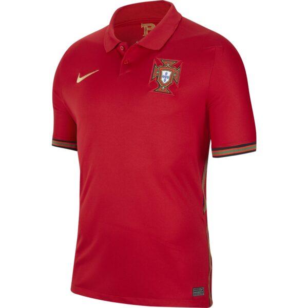 Maglia ufficiale da gioco Nazionale Portogallo Stadium – Home Euro 2020