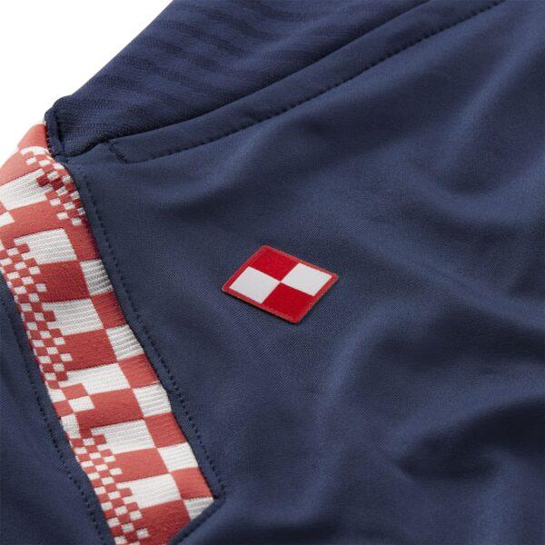 Pantalone da bambino e ragazzo ufficiale Nazionale Croazia Euro 2020