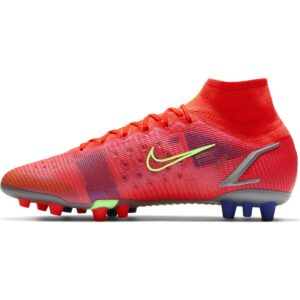 Nike Mercurial Superfly 8 Elite AG collare elasticizzato piatto suola innovativo