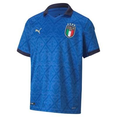 Prima maglia da gioco bambino ufficiale Nazionale Italiana Euro 2021
