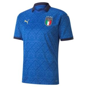 Prima maglia da gioco uomo ufficiale Nazionale Italiana Euro 2021