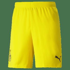 SHORTS DA CALCIO BVB REPLICA UOMO 2021/2022