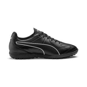 scarpe da calcio Puma tomaia PUMA in pelle pieno fiore premium robusta suola dinamica in gomma antisegno