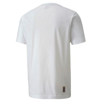 T-shirt da uomo in cotone ufficiale Nazionale Italiana Euro 2021