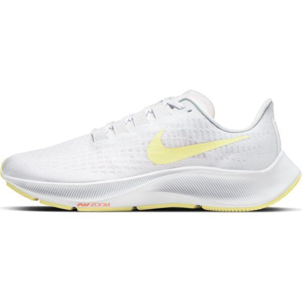 scarpa da running Nike Air Zoom Pegasus 37 da donna ammortizzazione React nuova unità Air nell'avampiede