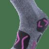 UYN CALZA OUTDOOR DONNA EXPLORER calze da trekking intelligenti. Grazie alla compressione mirata