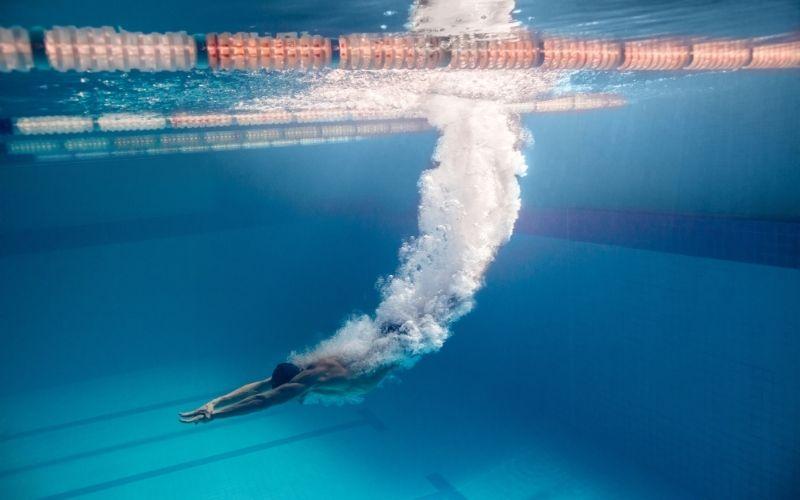 Ferrari sport costumi piscina