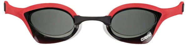 occhialini nuoto arena cobra ultra unisex rosso