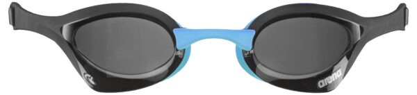 occhialini nuoto arena cobra ultra swipe unisex nero lente nera