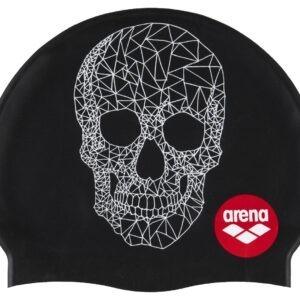 cuffie in silicone al 100% Print 2 di Arena design idrodinamico tengono i capelli al loro posto Molto elastiche e facili da indossare