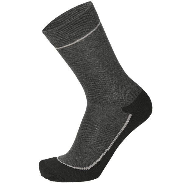Calza MICO trekking corta Cucitura piatta anti-frizione Protezione della caviglia e del tendine d'Achille - Fasce elastiche alla caviglia e nell'arco plantare - Supporto elastico sul collo del piede