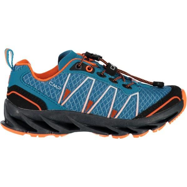 Scarpa da bambino leggera e traspirante adatta sia per la corsa trail che per la scuola