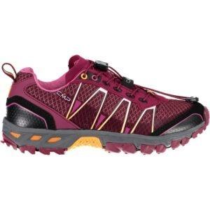 Scarpa da donna leggera e traspirante adatta sia per la corsa trail che per camminate su medie e lunghe distanze