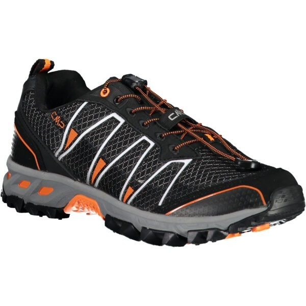 Scarpa da uomo leggera e traspirante adatta sia per la corsa trail che per camminate su medie e lunghe distanze