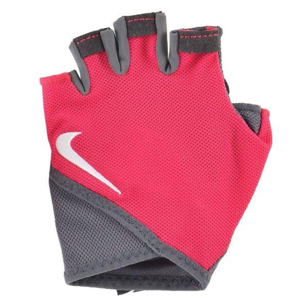 guanti palestra donna Nike ESSENTIAL cuscinetti imbottiti sul palmo Tessuto in mesh sul dorso della mano per un'ottima traspirabilità
