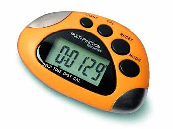 TOORX PEDOMETRO MULTIFUNZIONE PROFESSIONALE per monitorare la tua attività fisica e verificare passo dopo passo i tuoi progressi.