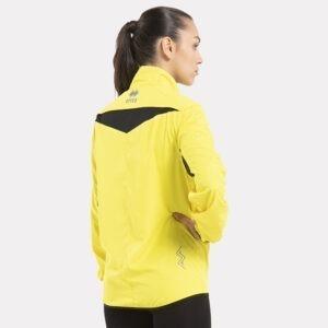 Giacca antivento running per uomo e donna antivento, antipioggia, leggero e traspirante per il running e per il trail