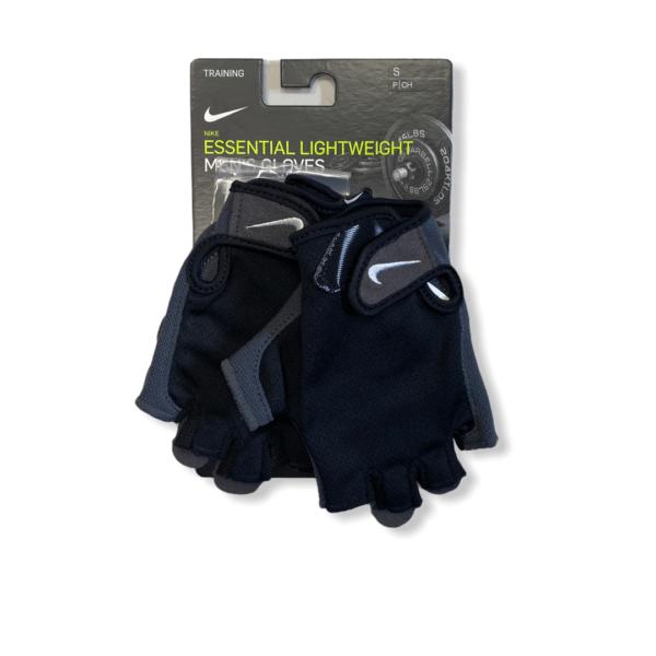 guanti palestra uomo Nike ESSENTIAL cuscinetti imbottiti sul palmo Tessuto in mesh sul dorso della mano per un'ottima traspirabilita