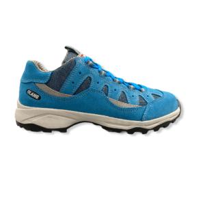 scarpa da trekking Zenith Tex di Olang da uomo chiusura a lacci protezione dal bagnato e dagli sbalzi di temperatura suola VIBRAM® XS Trek antiscivolo e antishock