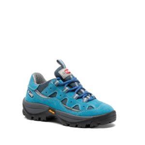 scarpa da trekking Sole Tex di Olang da uomo chiusura a lacci protezione dal bagnato e dagli sbalzi di temperatura suola VIBRAM® antiscivolo e antishock