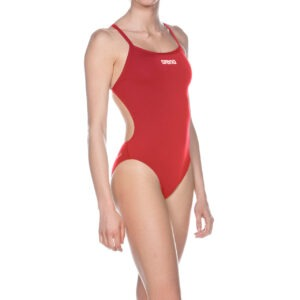 Costume Intero da allenamento nuoto Donna Lightech High Arena