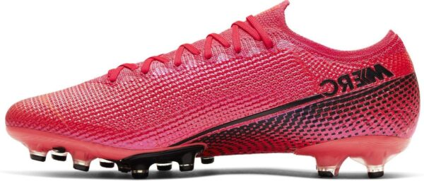 scarpa da calcio Nike Mercurial Vapor 13 Elite AG-PRO struttura in Flyknit finitura All Conditions Control (ACC)