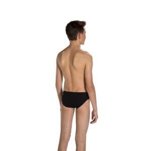 costume slip da bambino da 6.5 cm altezza fianchi e tessuto Endurance +