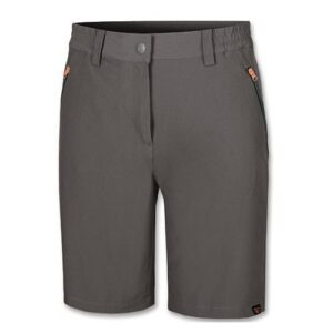 Pantaloni corti realizzati in tessuto bielastico, traspirante