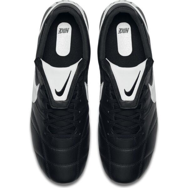 Nike Premier II FG scarpa da calcio in pelle di canguro con tacchetti conici adatta a campi in erba corta
