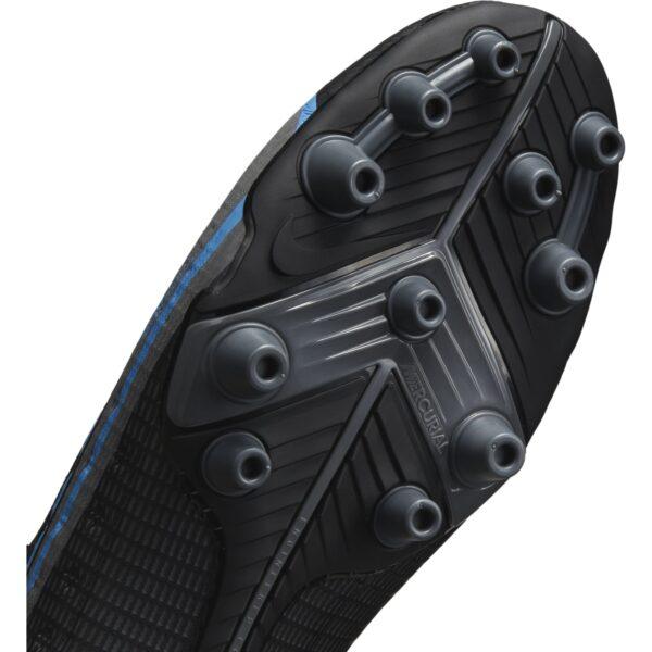 Nike Mercurial Superfly 8 Pro AG COLORE NERO SUOLA ANTERIORE