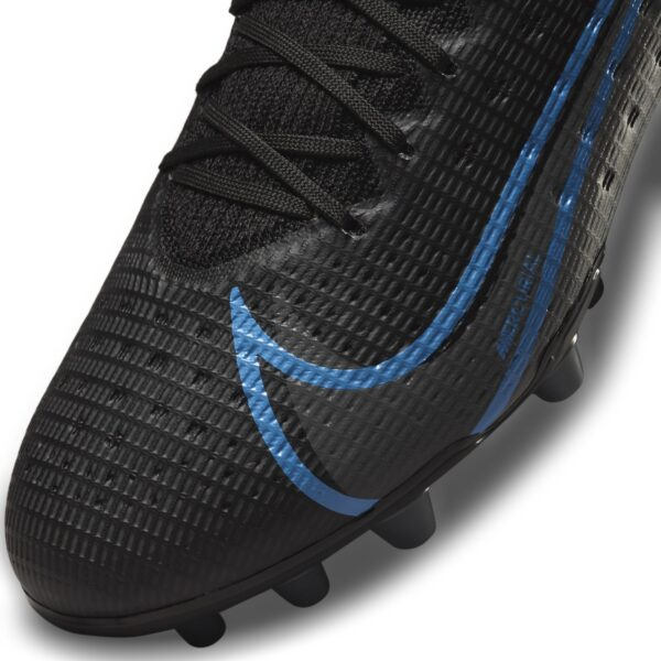 Nike Mercurial Superfly 8 Pro AG COLORE NERO PUNTA