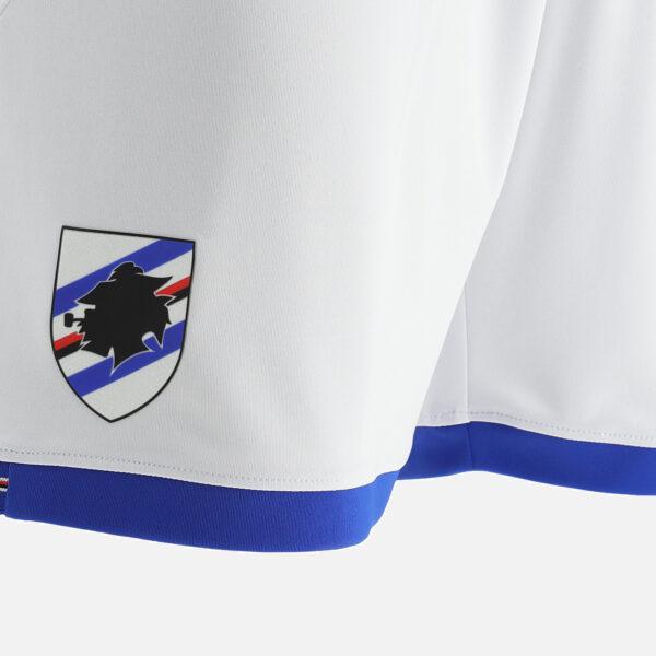 PANTALONCINO HOME UC SAMPDORIA 2021/22 LOGO