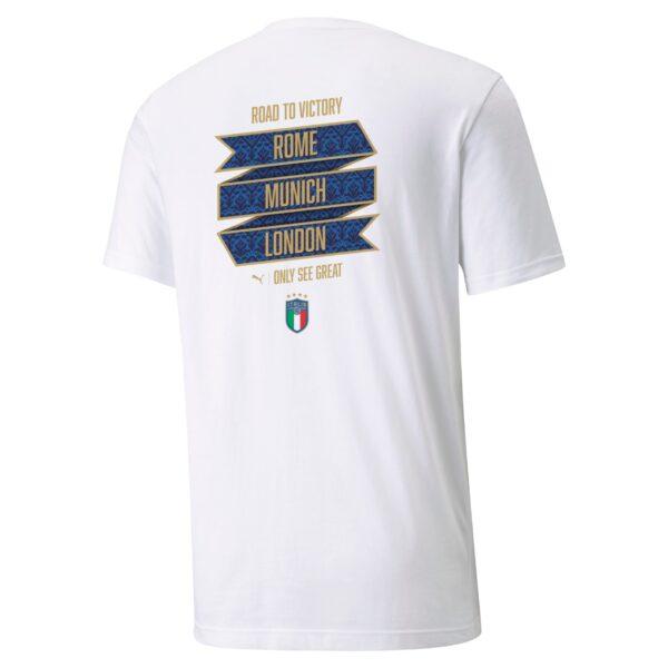 MAGLIA ITALIA WINNER EURO 2020 ADULTO DIETRO