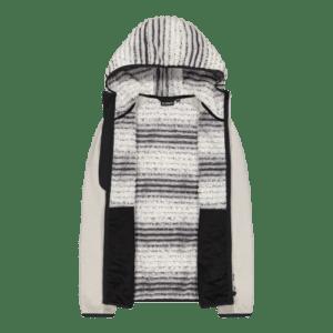 Giacca ibrida con pellicetta HighLoft stampata da donna CMP INTERNO