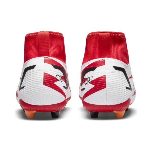 Nike Mercurial Superfly 8 Academy CR7 AG JUNIOR DIETRO