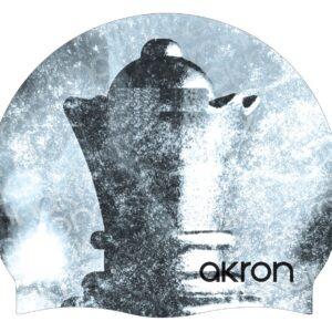 CUFFIA SILICONE CHESS CAP AKRON